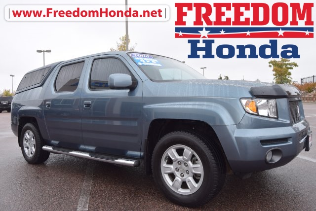 Lovely Pre Owned 2006 Honda Ridgeline RTL