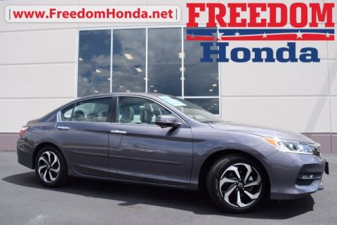 Certified Pre-Owned 2017 Honda Accord EX