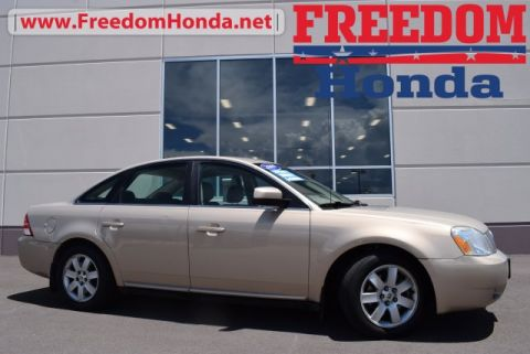 Pre-Owned 2007 Mercury Montego Base